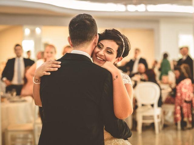 Il matrimonio di Luca e Simona a Calvello, Potenza 33