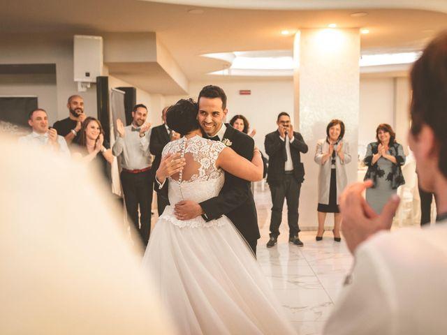Il matrimonio di Luca e Simona a Calvello, Potenza 34