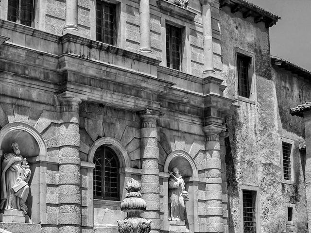 Il matrimonio di Domenico e Marina a Padula, Salerno 14