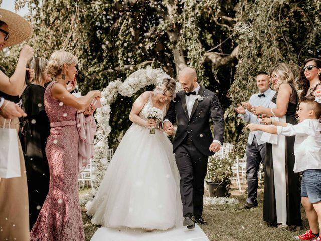 Il matrimonio di Stefano e Federica a Magnago, Milano 1