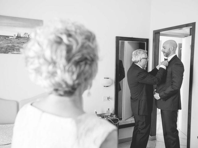 Il matrimonio di Vincenzo e Amanda a Taormina, Messina 1