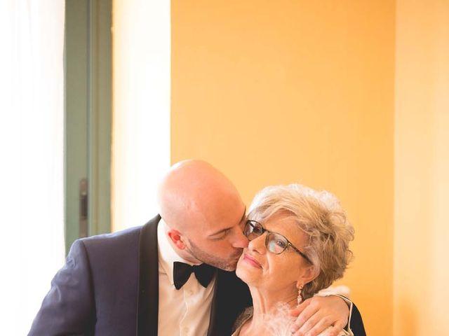 Il matrimonio di Vincenzo e Amanda a Taormina, Messina 5