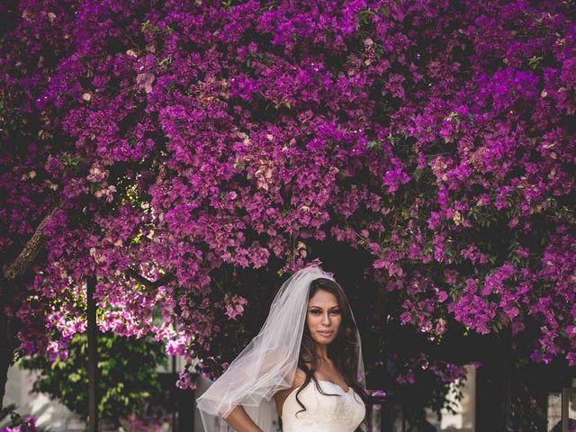 Il matrimonio di Vincenzo e Amanda a Taormina, Messina 15