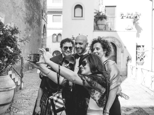 Il matrimonio di Vincenzo e Amanda a Taormina, Messina 18