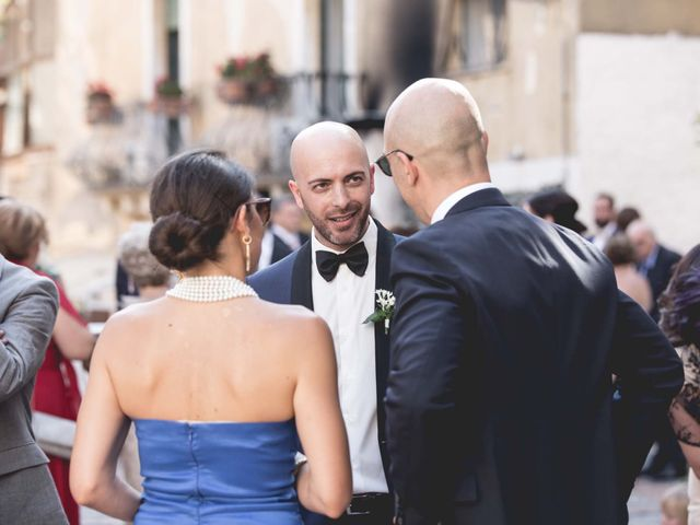 Il matrimonio di Vincenzo e Amanda a Taormina, Messina 20