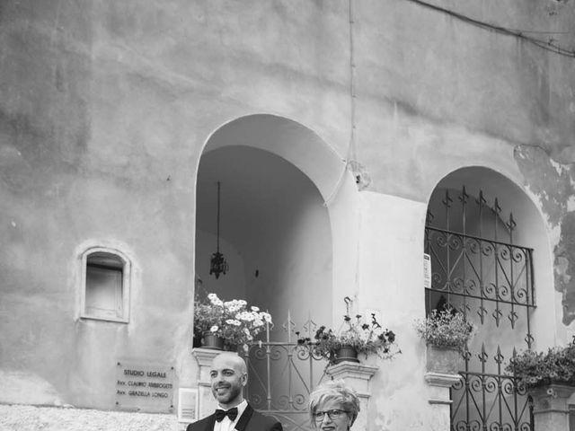 Il matrimonio di Vincenzo e Amanda a Taormina, Messina 24
