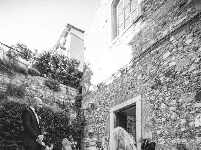 Il matrimonio di Vincenzo e Amanda a Taormina, Messina 25