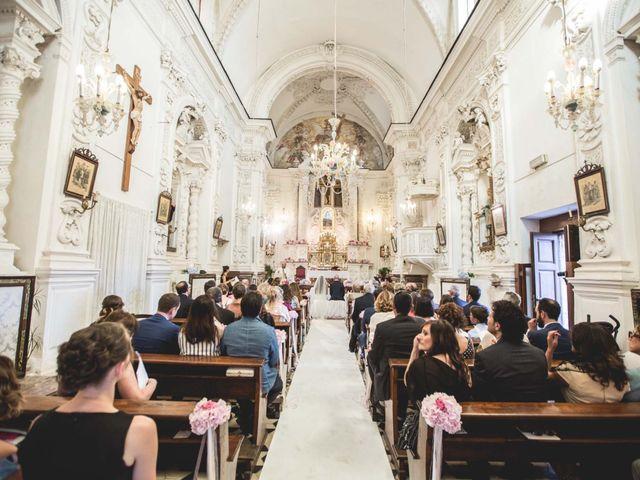 Il matrimonio di Vincenzo e Amanda a Taormina, Messina 27