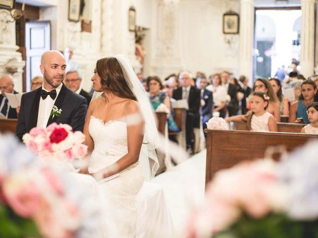 Il matrimonio di Vincenzo e Amanda a Taormina, Messina 29