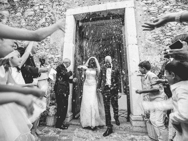 Il matrimonio di Vincenzo e Amanda a Taormina, Messina 31
