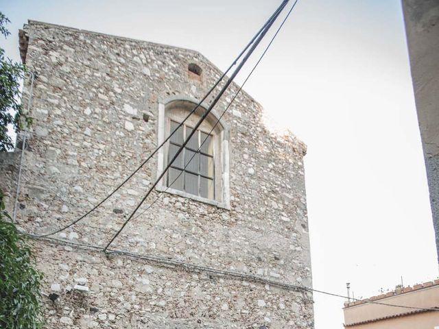 Il matrimonio di Vincenzo e Amanda a Taormina, Messina 33