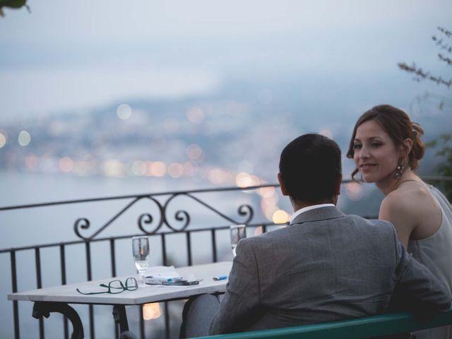 Il matrimonio di Vincenzo e Amanda a Taormina, Messina 47