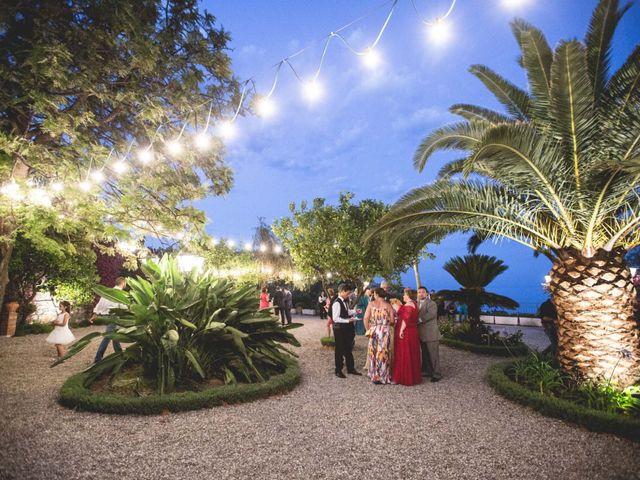 Il matrimonio di Vincenzo e Amanda a Taormina, Messina 48