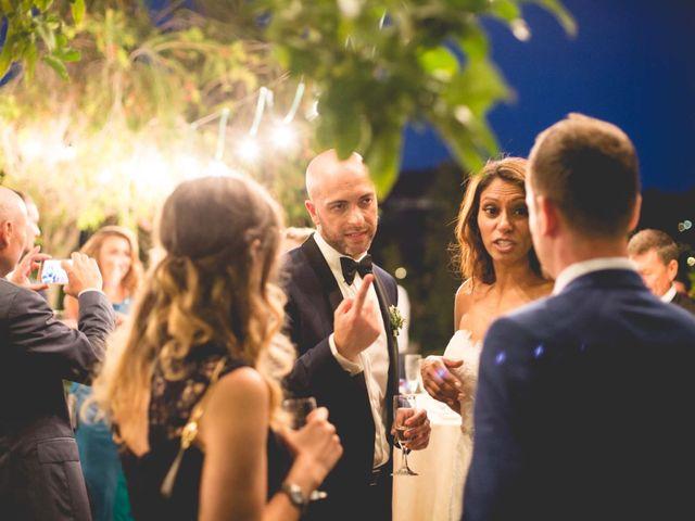 Il matrimonio di Vincenzo e Amanda a Taormina, Messina 50