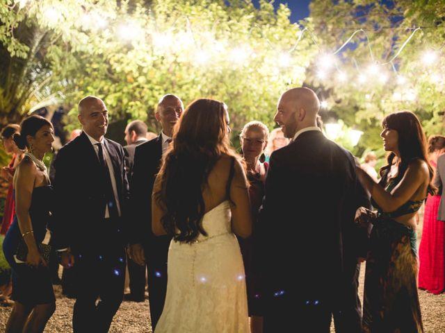 Il matrimonio di Vincenzo e Amanda a Taormina, Messina 52