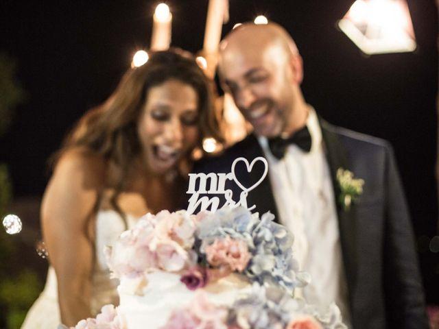 Il matrimonio di Vincenzo e Amanda a Taormina, Messina 56