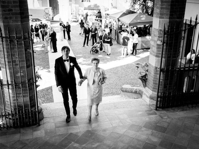Il matrimonio di Luca e Rebecca a Barolo, Cuneo 28