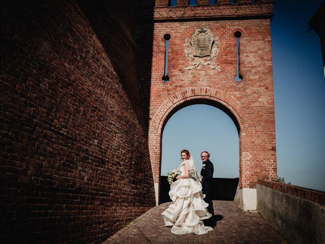 Il matrimonio di Luca e Rebecca a Barolo, Cuneo 29