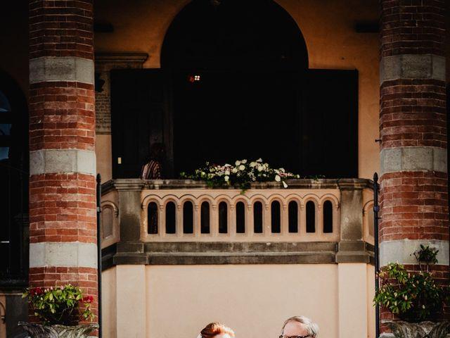 Il matrimonio di Luca e Rebecca a Barolo, Cuneo 31