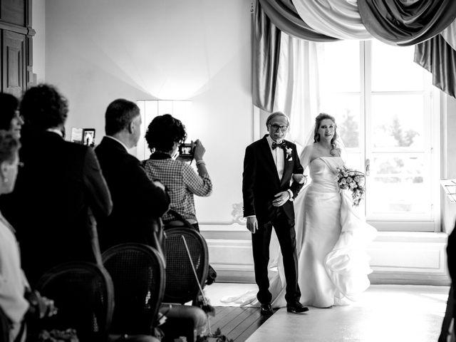 Il matrimonio di Luca e Rebecca a Barolo, Cuneo 33