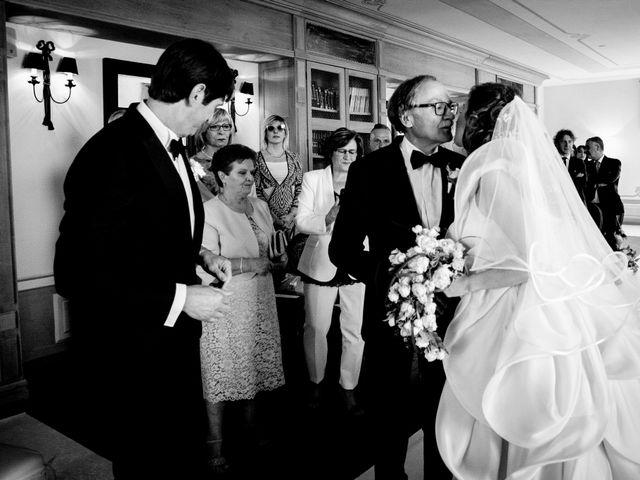 Il matrimonio di Luca e Rebecca a Barolo, Cuneo 34