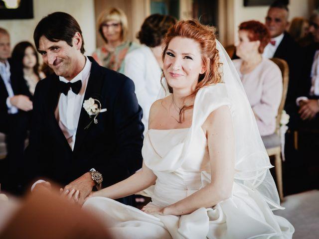 Il matrimonio di Luca e Rebecca a Barolo, Cuneo 38