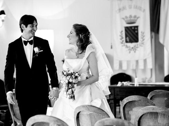 Il matrimonio di Luca e Rebecca a Barolo, Cuneo 43