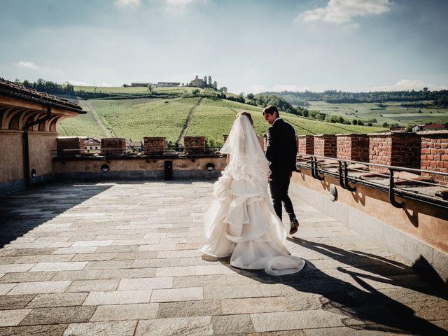 Il matrimonio di Luca e Rebecca a Barolo, Cuneo 44