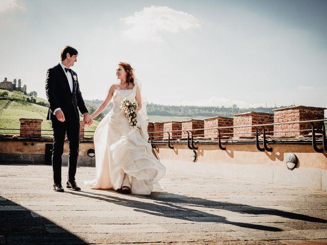 Il matrimonio di Luca e Rebecca a Barolo, Cuneo 45