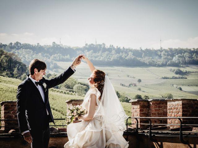 Il matrimonio di Luca e Rebecca a Barolo, Cuneo 46