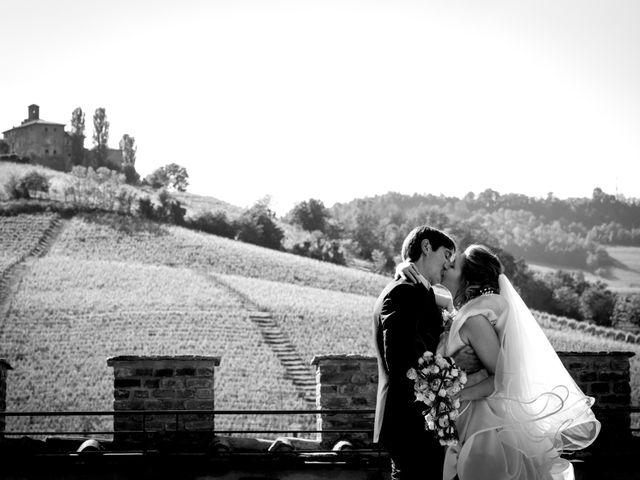 Il matrimonio di Luca e Rebecca a Barolo, Cuneo 47