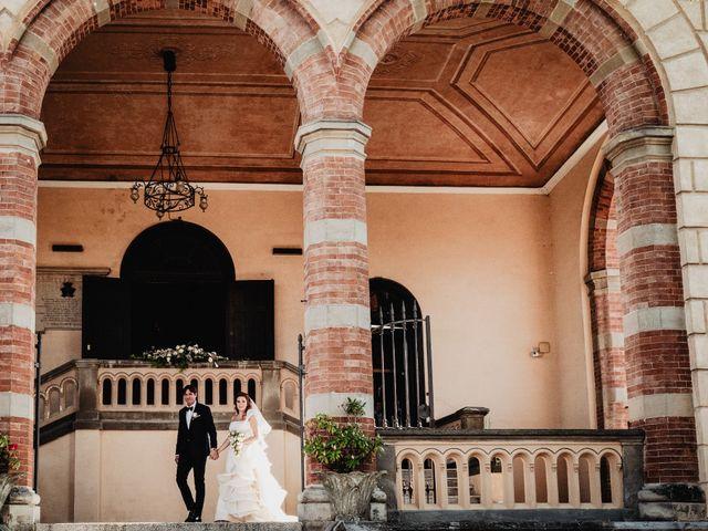 Il matrimonio di Luca e Rebecca a Barolo, Cuneo 51