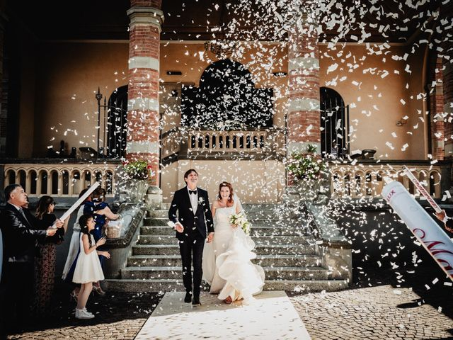 Il matrimonio di Luca e Rebecca a Barolo, Cuneo 52