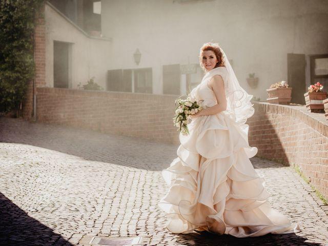 Il matrimonio di Luca e Rebecca a Barolo, Cuneo 54