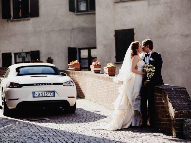 Il matrimonio di Luca e Rebecca a Barolo, Cuneo 56