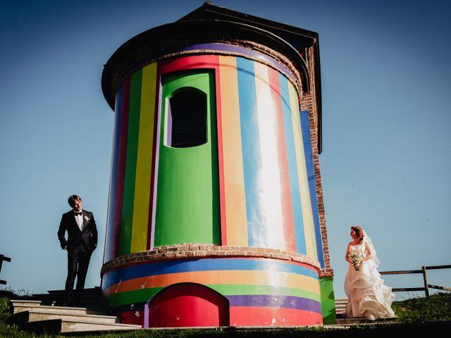 Il matrimonio di Luca e Rebecca a Barolo, Cuneo 58
