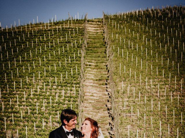 Il matrimonio di Luca e Rebecca a Barolo, Cuneo 60