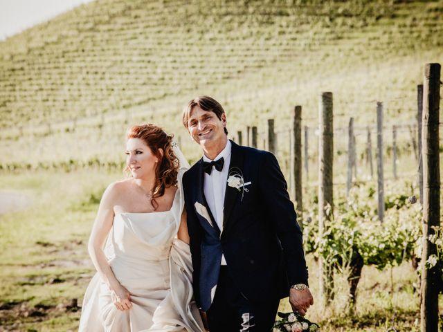 Il matrimonio di Luca e Rebecca a Barolo, Cuneo 61
