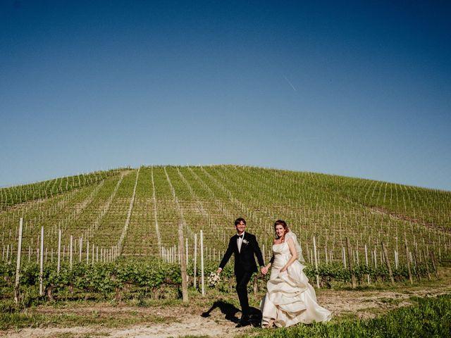 Il matrimonio di Luca e Rebecca a Barolo, Cuneo 62