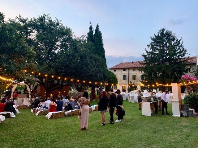 Il matrimonio di Matteo e Katia a Sommacampagna, Verona 22