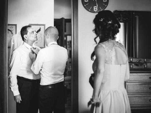Il matrimonio di Luca e Nadia a Lesmo, Monza e Brianza 7