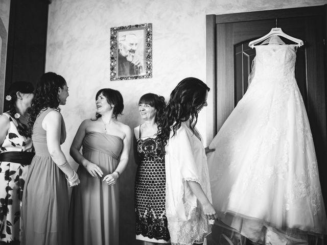 Il matrimonio di Luca e Nadia a Lesmo, Monza e Brianza 12