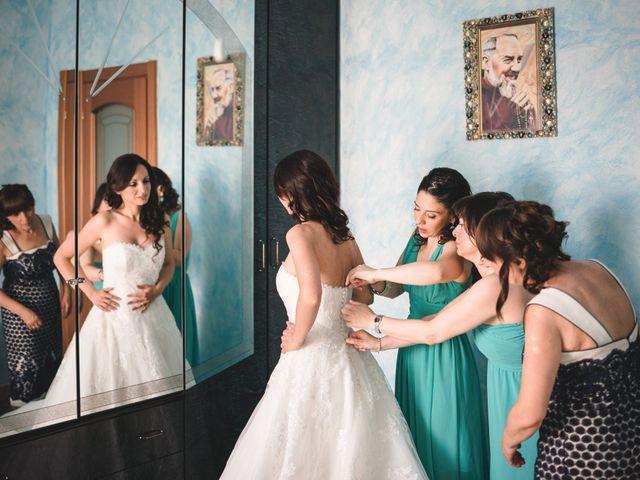 Il matrimonio di Luca e Nadia a Lesmo, Monza e Brianza 13