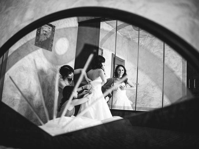 Il matrimonio di Luca e Nadia a Lesmo, Monza e Brianza 15