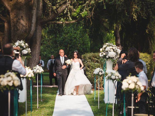 Il matrimonio di Luca e Nadia a Lesmo, Monza e Brianza 21