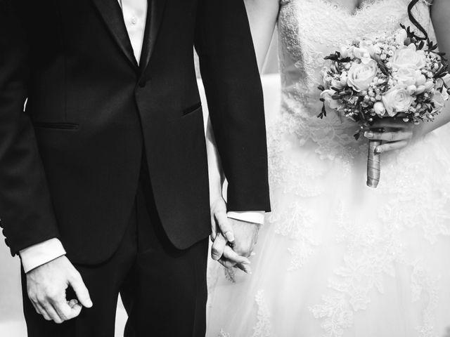 Il matrimonio di Luca e Nadia a Lesmo, Monza e Brianza 23