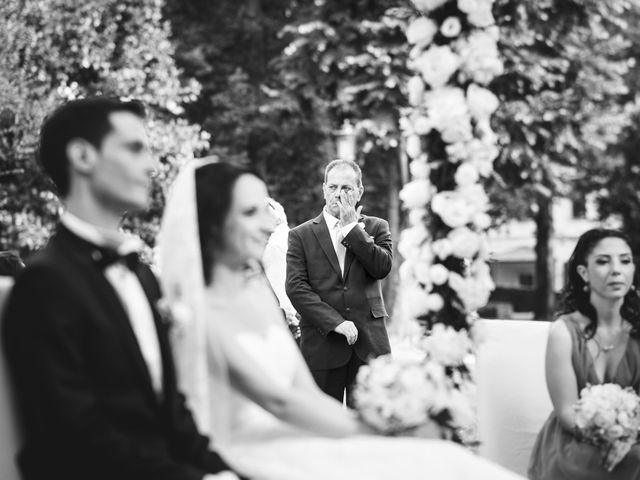 Il matrimonio di Luca e Nadia a Lesmo, Monza e Brianza 29