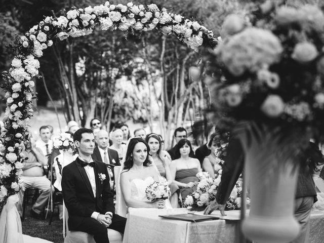 Il matrimonio di Luca e Nadia a Lesmo, Monza e Brianza 31