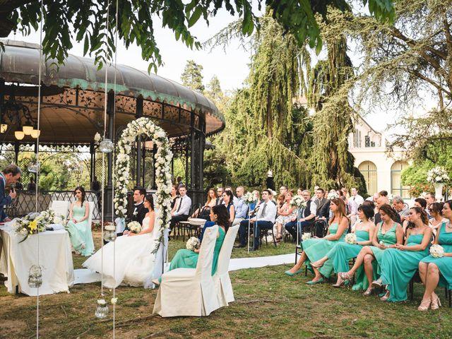 Il matrimonio di Luca e Nadia a Lesmo, Monza e Brianza 32