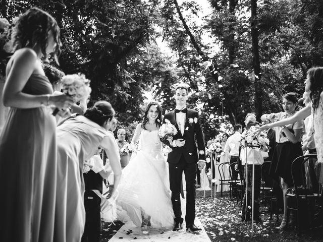 Il matrimonio di Luca e Nadia a Lesmo, Monza e Brianza 33